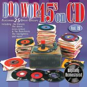 Doo Wop 45s on CD, Volume 19
