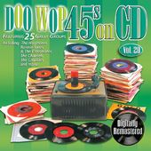 Doo Wop 45s on CD, Volume 20
