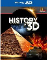 History Channel - History in 3D (Blu-ray)