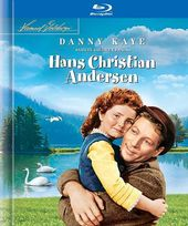Hans Christian Andersen (with Book) (Blu-ray)