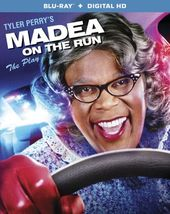 Madea On the Run: The Play (Blu-ray)