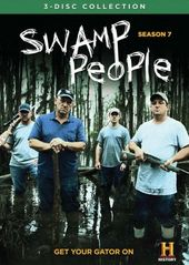 Swamp People - Season 7 (3-DVD)