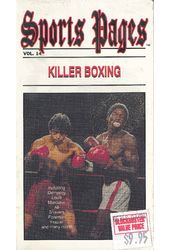Sports Pages Vol. 14: Killer Boxing