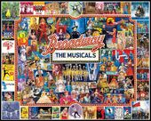 On Broadway - 1000 Piece Puzzle