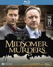 Midsomer Murders - Series 19, Part 1 (Blu-ray)