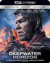 Deepwater Horizon (Includes Digital Copy, 4K