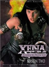 Xena: Warrior Princess - Season 2 (5-DVD)