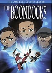 The Boondocks - Complete 2nd Season (3-DVD)