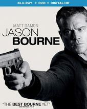 Jason Bourne (Blu-ray + DVD)