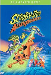 Scooby-Doo: Scooby-Doo and the Alien Invaders