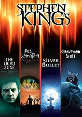 Stephen King Collection (The Dead Zone / Pet