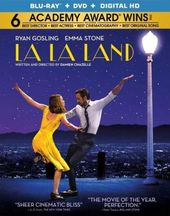 La La Land (Blu-ray + DVD + Digital HD)