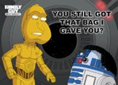 Family Guy - Blue Harvest - You Still Got That