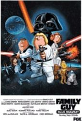 Family Guy - Blue Harvest Movie Poster - Magnet
