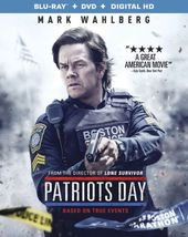 Patriots Day (Blu-ray + DVD)