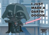 Family Guy - Blue Harvest - Stewie Darth Doodie -