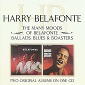The Many Moods of Belafonte / Ballads, Blues and