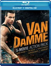 Van Damme Action Pack (Hard Target / The Quest /
