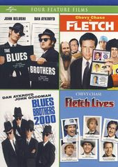 The Blues Brothers / Blues Brothers 2000 / Fletch