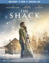 The Shack (Blu-ray + DVD)