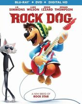 Rock Dog (Blu-ray + DVD)