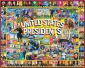 U.S. Presidents Collage - 1000 Piece Puzzle