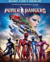 Power Rangers (Blu-ray + DVD)