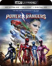 Power Rangers (4K UltraHD + Blu-ray)