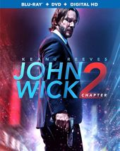 John Wick: Chapter 2 (Blu-ray + DVD)