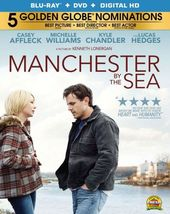 Manchester by the Sea (Blu-ray + DVD)