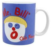 Mr. Bill - 11 oz. Ceramic Mug