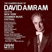 The Chamber Music of David Amram: Live at the New