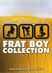 Frat Boy Collection (3-DVD)