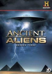 Ancient Aliens - Season 3 (4-DVD)