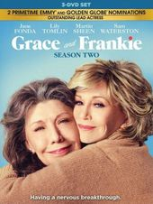 Grace and Frankie - Season 2 (3-DVD)