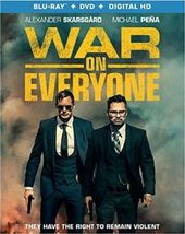 War On Everyone (Blu-ray)