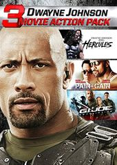 Dwayne Johnson Action Pack (Hercules / Pain &