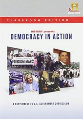 History Channel - Democracy in Action (4-DVD)