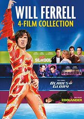 Will Ferrell Collection (Old School / A Night at
