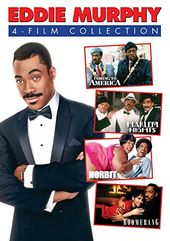 Eddie Murphy Collection (Coming to America /