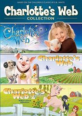Charlotte's Web Collection (3-DVD)