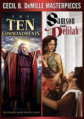 The Ten Commandments / Samson and Delilah (2-DVD)