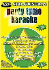 Party Tyme Karaoke - Girl Country 2