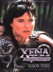 Xena: Warrior Princess - Season 3 (9-DVD)