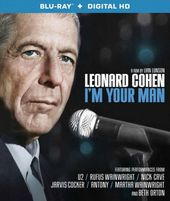 Leonard Cohen: I'm Your Man (Blu-ray)