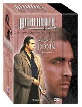 Highlander: Series - Season 4 (9-DVD)