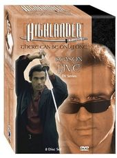 Highlander: Series - Season 5 (9-DVD)