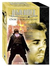 Highlander: Series - Season 6 (8-DVD)