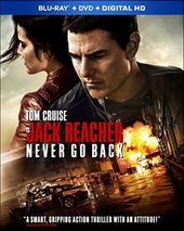 Jack Reacher: Never Go Back (Blu-ray + DVD)
