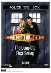Doctor Who - Complete 1st Series (5-DVD)